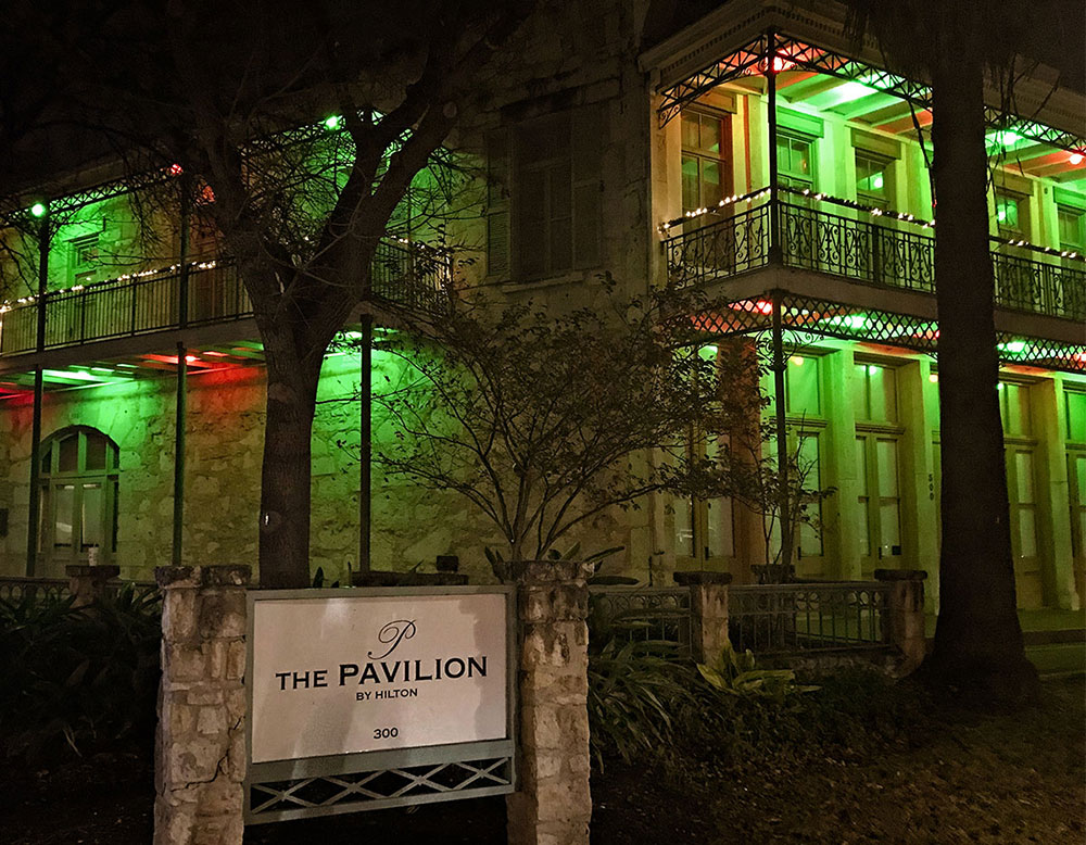 Pavilion San Antonio Riverwalk, Texas Special Events