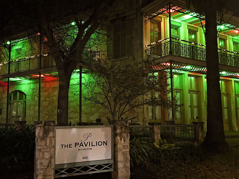 Pavilion San Antonio Riverwalk Weddings & Receptions